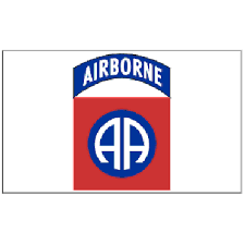 82nd Airborne Flag 3'x5'