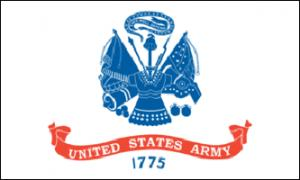 US Army - 3'x5' Double Sided 600D Polyester