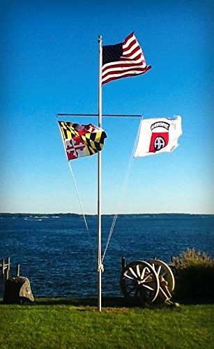 20' Superior 1 Nautical Flagpole Kit